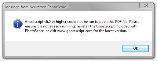 ghostscript 8.63 lite