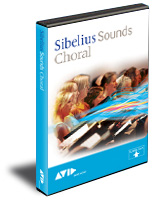 Choral for Sibelius 6