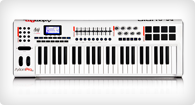 Get complete control of your session with M-Audio keyboards