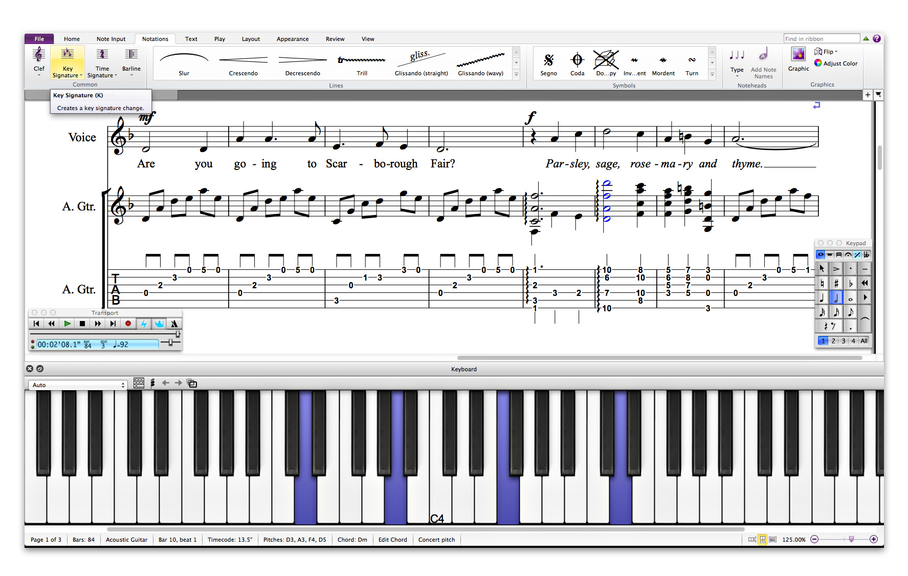Sibelius, Finale, and Mac OS X Yosemite