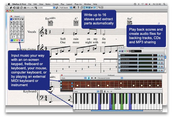 First Avid s Free Music Notation Software is Now Available